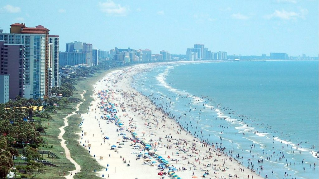 Rental Places For A Myrtle Beach Wedding